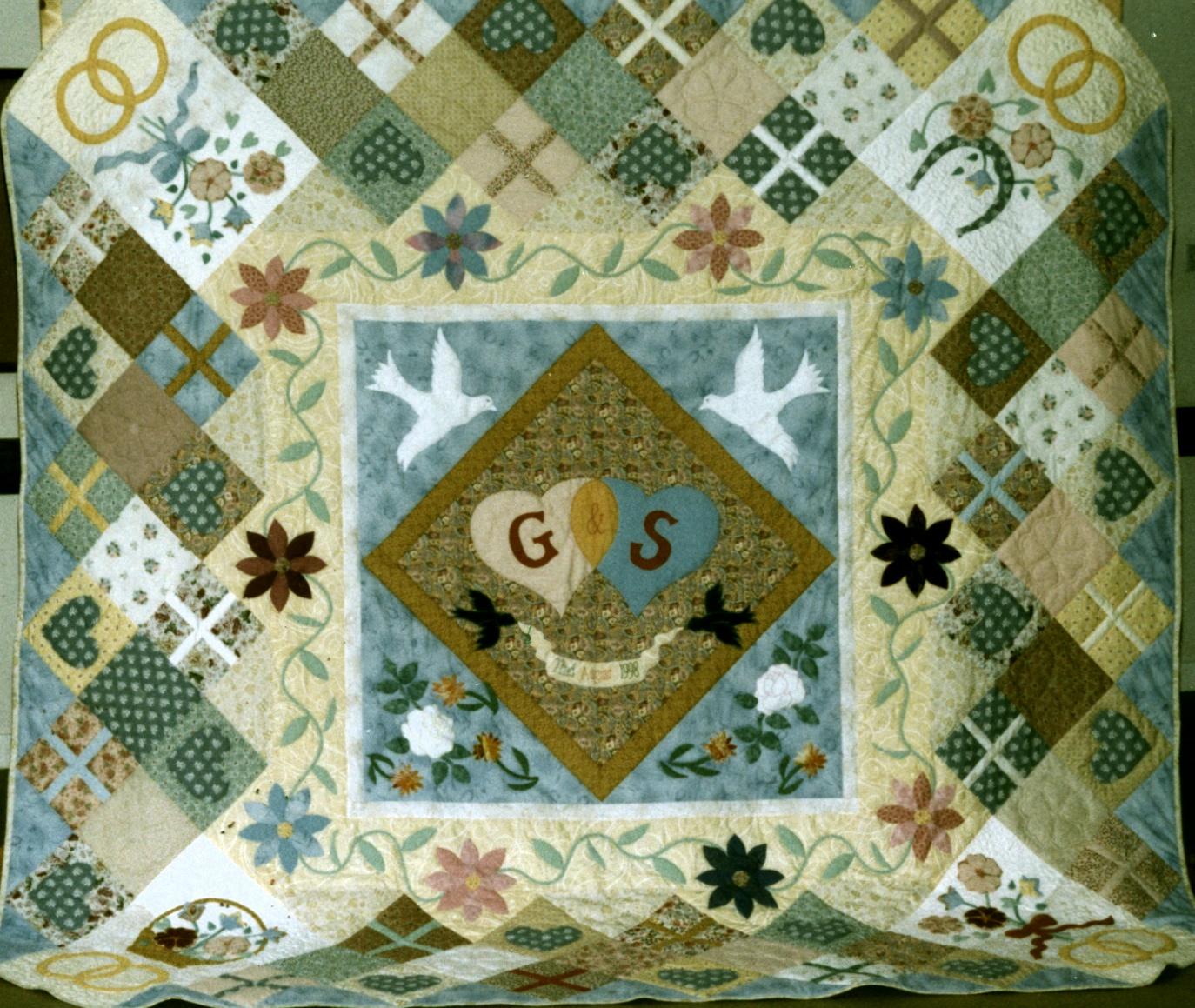 Wedding Quilt Patterns
